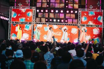 神宿[ライブレポート]新体制初の夏イベントでノンストップライブ!|六本木アイドルフェスティバル2019