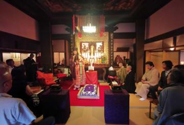 中日黄檗文化研究交流会、京都で開催