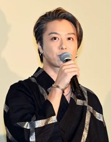イベントに登場したTAKAHIROさん