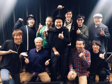 すごいコラボ! - (C) 今野 敏/ (C) 2019 映画「任侠学園」製作委員会