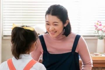 NHK連続テレビ小説「なつぞら」第123回に登場した藤澤恵麻さん (C)NHK