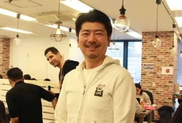 Hironori Katsuse, CEO of Oyo Technology & Hospitality Japan K.K.
