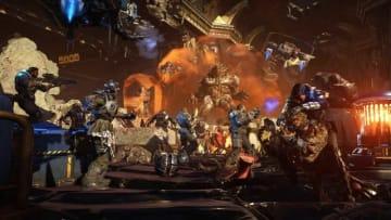 『Gears 5』更なる進化を遂げた「Horde」お披露目―キャラ固有新スキルや拠点の移動、欠員を補うAI等仕様の改善も【gamescom 2019】