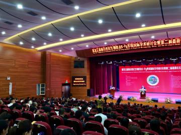 中国内外の専門家、古生物研究と化石保護を討論 黒竜江省嘉蔭県