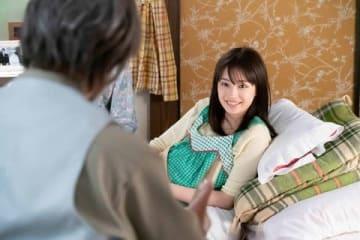 NHK連続テレビ小説「なつぞら」第124回の一場面(C)NHK
