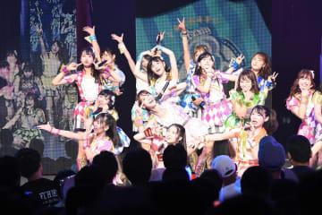 AKB48[ライブレポート]岩立チームBで初の全国ツアー「もっと輝けるチームにしていきたい」
