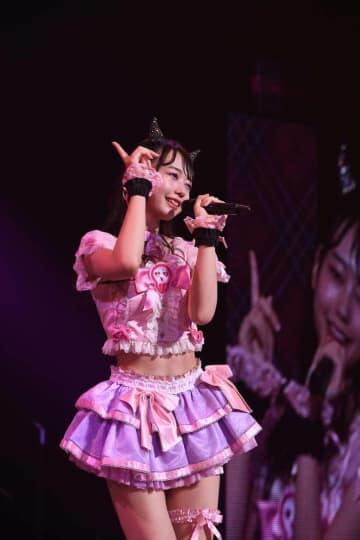 AKB48[ライブレポート]チームB 大盛真歩「まほきー」にファンもメロメロ