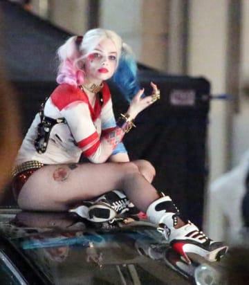 写真は『スーサイド・スクワッド』より マーゴット・ロビー扮するハーレイ・クイン - Warner Bros. / Photofest / ゲッティイメージス