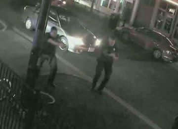 Dayton Shooting Police Response