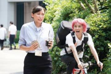 ドラマ「偽装不倫」の第7話の1シーン(C)日本テレビ