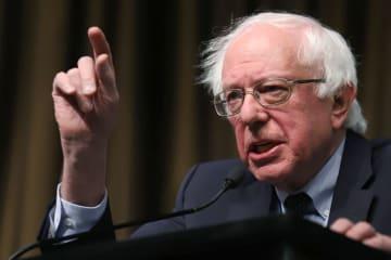 Bernie Sanders image by JStone / Shutterstock.com