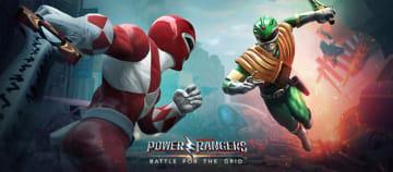 戦隊ヒーロー格闘ゲーム『Power Rangers: Battle for the Grid』PC版は9月にSteam配信予定!