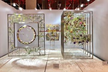 2019世界フラワーアートコンテスト開催 北京園芸博