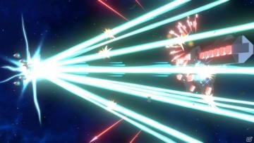 フュージョン弾幕シューティングゲーム「グランブロックシューター」の発売日は8月29日に