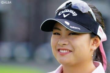 韓国女子ツアー公式戦に参戦が決まった河本結(撮影:米山聡明)