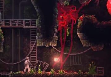 触手クリーチャーアクション『CARRION』ゲームプレイ映像!【gamescom 2019】
