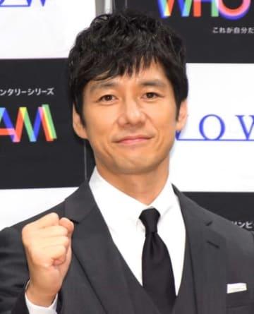イベントに登場した西島秀俊さん