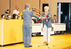 功績のあった個人や団体を表彰した社会福祉大会