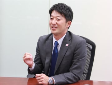 """""""The key to success in Asia is localization,"""" Yoku Moku CEO Takeshi Fujinawa says during an interview with NNA on April 8."""
