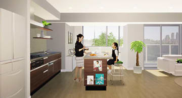 「Connect Style Kitchen」のイメージ