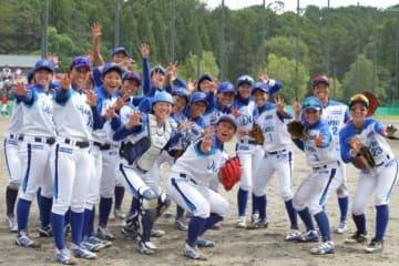 夏季リーグ最終戦を勝利で飾った愛知ディオーネ【写真提供:日本女子プロ野球リーグ】