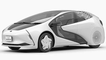 トヨタ自動車のEV「TOYOTA Concept―愛i」