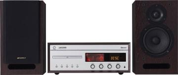 CDやBluetooth、FMラジオなど多彩なソースを高音質で
