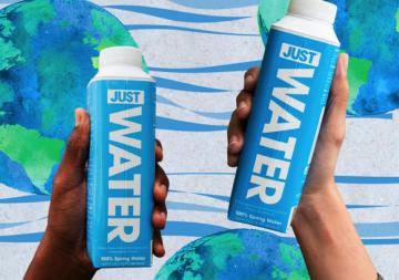 参照:「JUST WATER」公式HP