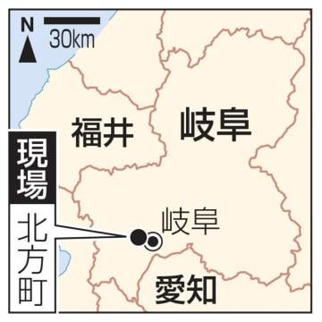 岐阜県北方町の現場