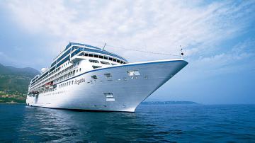 来年10月に寄港予定のクルーズ船「レガッタ」