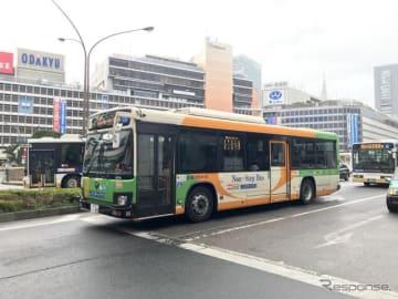 都バス(ノンステップバス)