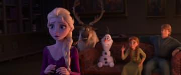 2人の絆が試される『アナと雪の女王2』より - (C) 2019 Disney. All Rights Reserved.