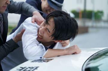 連続ドラマ「スカム」の第9話場面写真 (C)「スカム」製作委員会・MBS