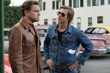 2大スターが共演!タランティーノ最新作 - 『ワンス・アポン・ア・タイム・イン・ハリウッド』より