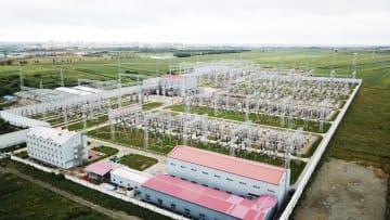中国黒竜江省、ロシアからの電力購入が累計293億kW時を突破