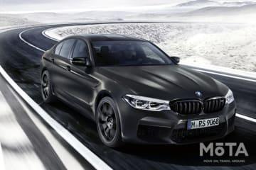 BMW M5誕生35周年を記念した特別モデル発売|国内10台限定 「M5 35 Jahre(フュンフドライシッヒ・ヤーレ)Edition」