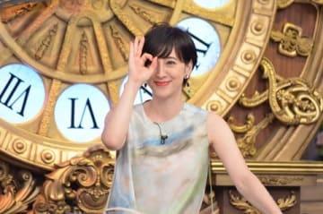 8月27日に放送されるバラエティー番組「教えてもらう前と後」に出演する滝川クリステルさん=MBS提供