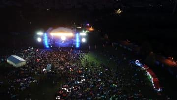 第5回天泰山音楽祭、「ロックの夜」で幕閉じる 山東省青島市