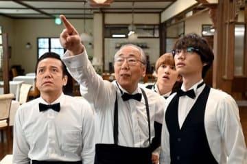 連続ドラマ「Heaven?~ご苦楽レストラン~」の第8話の場面写真