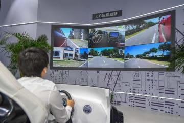 5G技術が見どころの一つに 中国・北東アジア博覧会