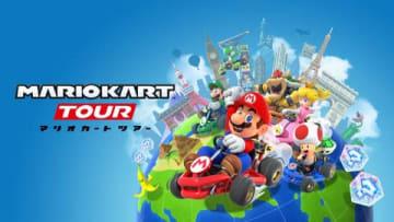 9月25日に配信がスタートするマリオカートツアー(C)2019 Nintendo
