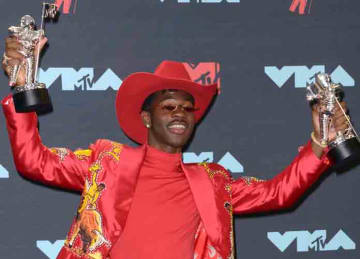 2019 MTV Video Music Awards at Prudential Center - Press Room PersonInImage : Lil Nas X Credit : Ivan Nikolov/WENN.com