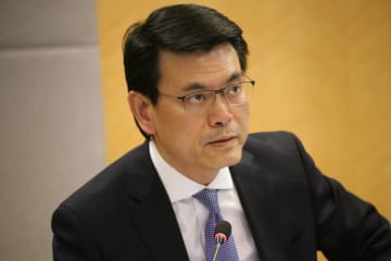 Edward Yau. File photo: inmediahk.net.