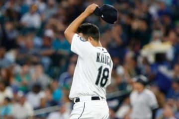 ヤンキース戦に先発したマリナーズ・菊池雄星【写真:Getty Images】