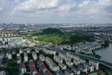 江蘇省昆山市、「減量発展」で「住みやすいガーデンシティ」へ