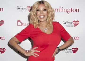 Wendy Williams (2016) Hosts HealthyHeartSelfie Challenge