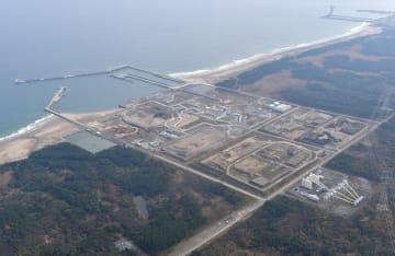 東京電力東通原発の建設、運営は東電など4社の枠組みを軸に検討される見通しとなった=2017年10月、東通村