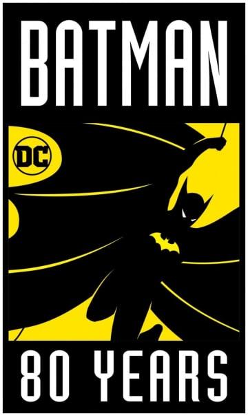 不動の人気ヒーロー、バットマン!