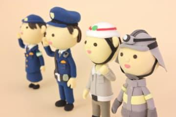 【入場無料】はしご車搭乗や放水体験など「救急消防フェア」@横浜市民防災センター
