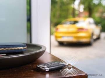 VWがUWBを利用してリレーアタックによる自動車盗難を防止